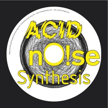 ACID nO!se Synthesis cover art