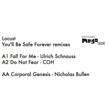 You'll Be Safe Forever remixes cover art