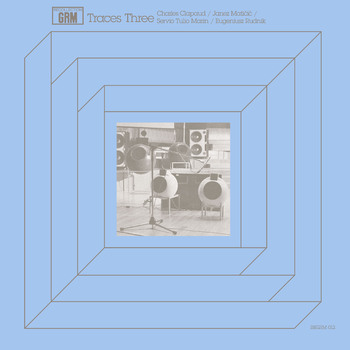 Traces Three cover art