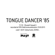 TONGUE DANCER '85