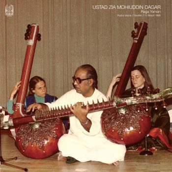 Raga Yaman (Rudra Veena // Seattle // 15 March 1986) cover art