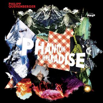 Phantom In Paradise cover art